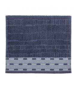 Πετσέτα Προσώπου GORDON της NEF-NEF (50x90) BLUE