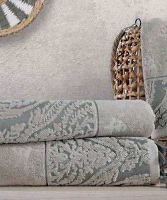 Πετσέτα Μπάνιου HILDAR της NEF-NEF (70x140) BEIGE