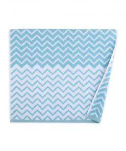 Πετσέτα Μπάνιου CHEVION της NEF-NEF (70x140) BLUE