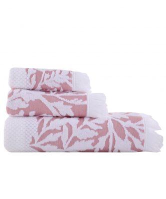 Πετσέτα Μπάνιου HARRIET της NEF-NEF (70x140) PINK