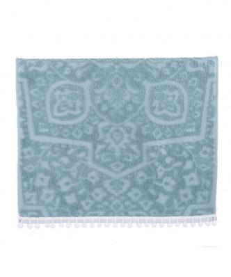 Πετσέτα Προσώπου ORVILLE της NEF-NEF (50x90) TURQUOISE