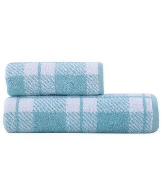 Πετσέτα Προσώπου SQUARE της NEF-NEF (50x90) BLUE