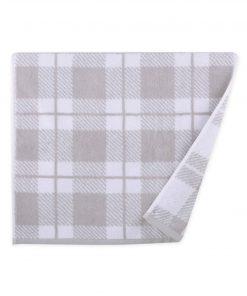 Πετσέτα Προσώπου SQUARE της NEF-NEF (50x90) GREY