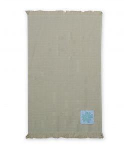 Ποτηρόπανο Φροτέ/Πικέ VEILA της NEF-NEF (40x60) GREEN