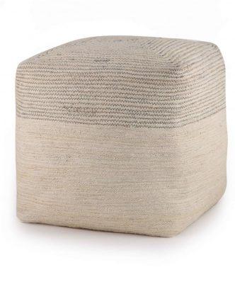 Πουφ CROCK της NEF-NEF (40x40x40)