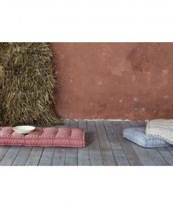 Μαξιλάρα Δαπέδου SIESTA της NIMA HOME (165x65x15) GRAY
