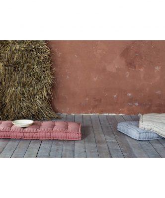 Μαξιλάρα Δαπέδου SIESTA της NIMA HOME (165x65x15) TERRACOTTA
