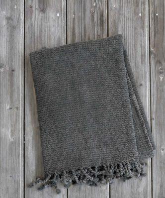 Πετσέτα/Παρεό Θαλάσσης VIRA της NIMA HOME (85x170) BLACK