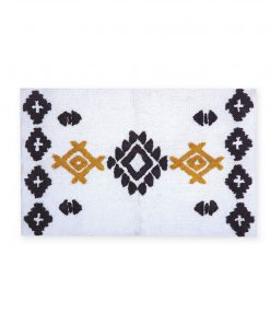 Χαλάκι Μπάνιου PEREZ της NEF-NEF (60x90) WHITE