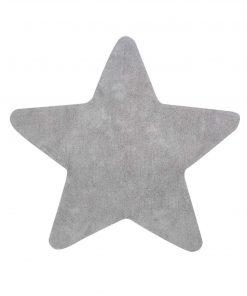 Βρεφικό (bebe) Χαλάκι FRESH STAR GREY της NEF-NEF (120x120)