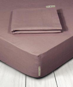 Κατωσέντονο King Size Premium 2208 της POLO CLUB (180x200+35) NUDE με Λάστιχο