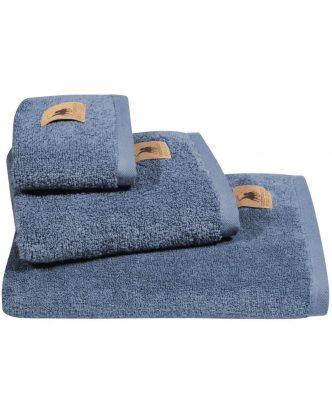 Πετσέτα Προσώπου Essential 2554 της POLO CLUB (50x90) ΣΙΕΛ