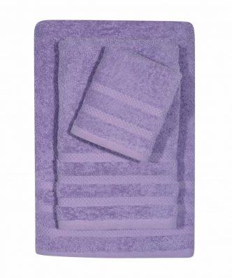 Πετσέτα Χεριών Happy Line 1235 της Das Home (30x50) ΜΩΒ
