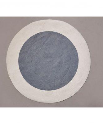 Στρογγυλό Χαλάκι Decor Collection WHEEL της Palamaiki (Δ: 140 cm) GREY