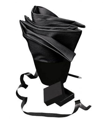 Ζευγάρι Μαξιλαροθήκες URBAN της MELINEN (50x70) BLACK