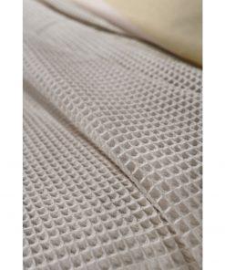 Βαμβακερή Κουβέρτα Μονή JUST της Guy Laroche (165x250) NATURAL