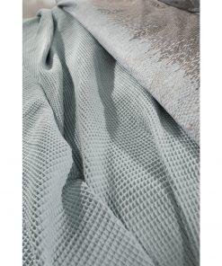 Βαμβακερή Κουβέρτα Μονή JUST της Guy Laroche (165x250) OCEAN