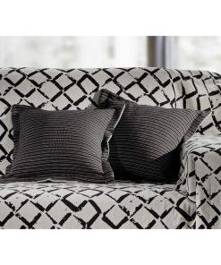 Διακοσμητική Μαξιλαροθήκη CABO της Guy Laroche (50x50) MOCCA
