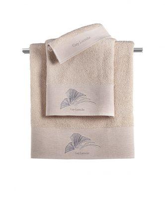Σετ (3τμχ) Πετσέτες Μπάνιου CARRA της Guy Laroche (30x50-50x90-70x140) OLD PINK