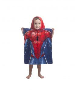 Παιδικό Πόντσο SPIDERMAN 01 της DISNEY / DIMcol (50x115)