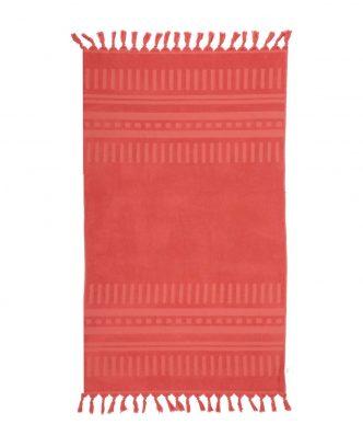 Πετσέτα Θαλάσσης OPAL της NEF-NEF (80x160) ROSE
