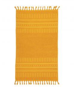 Πετσέτα Θαλάσσης OPAL της NEF-NEF (80x160) YELLOW