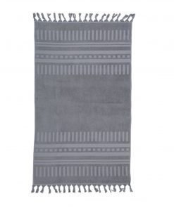Πετσέτα Θαλάσσης OPAL της NEF-NEF (80x160) GREY