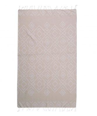Πετσέτα Θαλάσσης - Παρεό Pestemal SREDOR της NEF-NEF (90x170) GREY