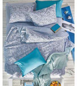 Μπλε χρώμα στο Υπνοδωμάτιο