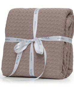 Κουβέρτα Πικέ Υπέρδιπλη MARCELLA της BOREA (230x250) ΣΠΑΓΓΙ