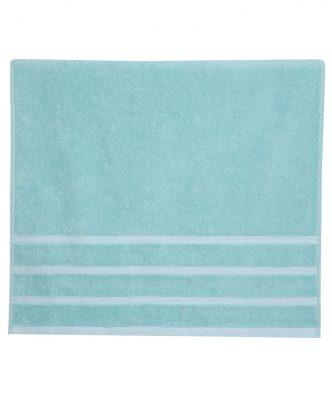 Σετ Πετσέτες Μπάνιου (3τμχ) MADISON της NEF-NEF - AQUA/WHITE