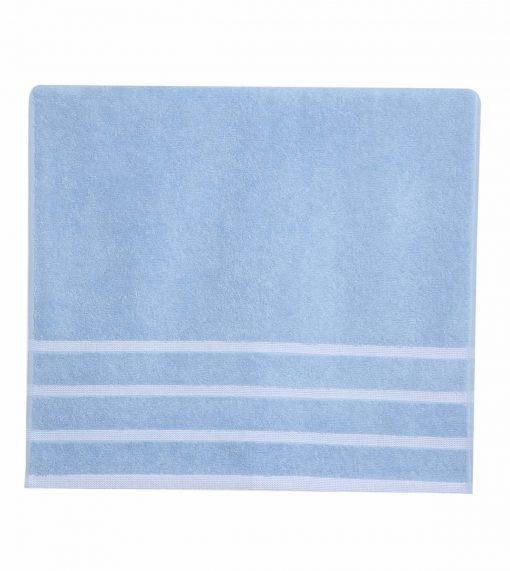 Σετ Πετσέτες Μπάνιου (3τμχ) MADISON της NEF-NEF - BLUE/WHITE