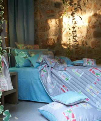 Παιδικά Σεντόνια μονά Dreamland 113 (set) της Down Town