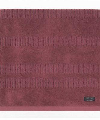 Πετσέτα Προσώπου Elements FLOYD της NEF-NEF (50x100) TERRACOTTA