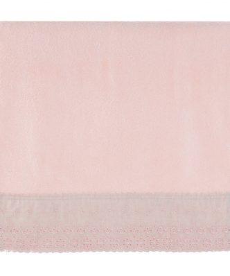 Σετ (3τμχ) Πετσέτες Μπάνιου AMELIE της NEF-NEF - PINK