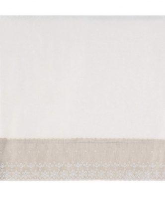 Σετ (3τμχ) Πετσέτες Μπάνιου AMELIE της NEF-NEF - IVORY