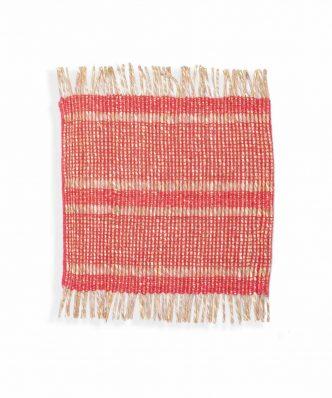 Σουπλά MONTANA της NEF-NEF (38x38) RED