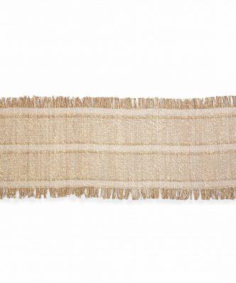 Τραβέρσα MONTANA της NEF-NEF (45x150) BEIGE