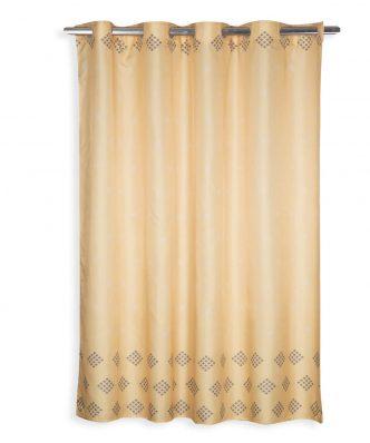 Κουρτίνα Μπάνιου INFINITY της NEF-NEF (180x200) MUSTARD