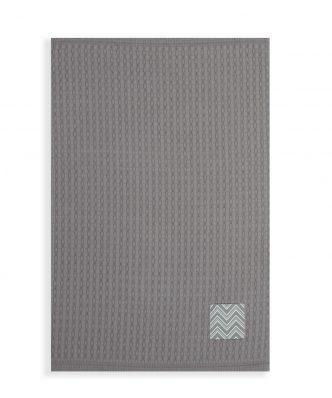 Ποτηρόπανο Πικέ VENTURE της NEF-NEF (45x68) ANTHRACITE