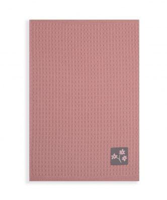 Ποτηρόπανο Πικέ OASIS της NEF-NEF (45x68) ROSE