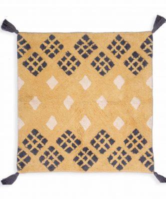 Χαλάκι Μπάνιου INFINITY της NEF-NEF (70x70) MUSTARD