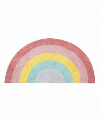 Παιδικό Χαλί RAINBOW της NEF-NEF (70x140) PINK