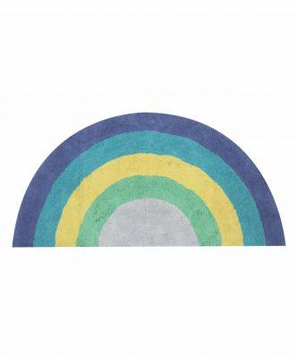 Παιδικό Χαλί RAINBOW της NEF-NEF (70x140) BLUE