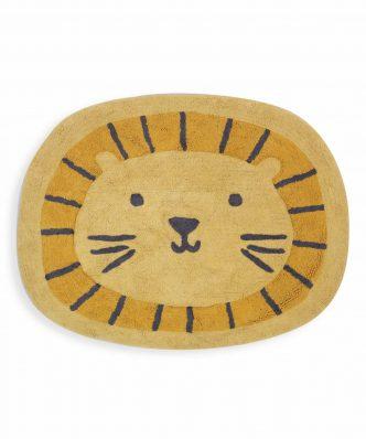 Παιδικό Χαλί LION YELLOW της NEF-NEF (110x140)