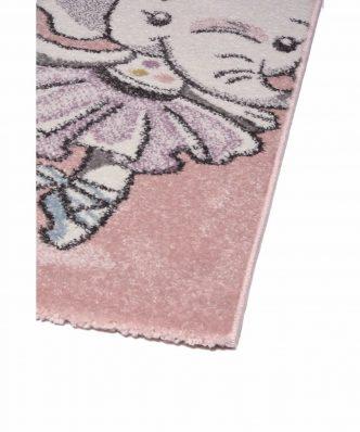 DIAMOND KIDS 5262-055 ΡΟΖ Παιδικό Χαλί της Colore Colori