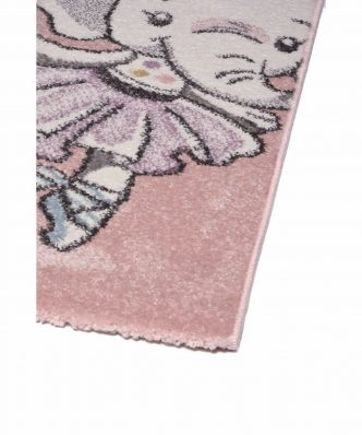 DIAMOND KIDS 5262-055 ΡΟΖ Παιδικό Χαλί της Colore Colori (σε επιθυμητή διάσταση)