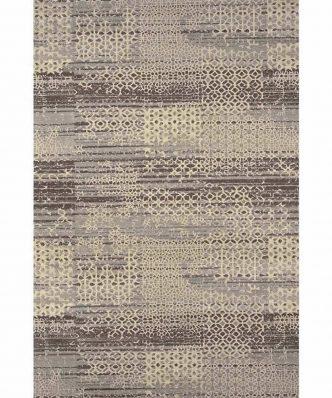 MATRIX 5148-095 ΚΑΦΕ/ΓΚΡΙ Χαλί της Colore Colori (σε επιθυμητή διάσταση)