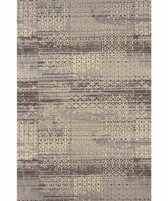 MATRIX 5148-095 ΚΑΦΕ/ΓΚΡΙ Σετ (3τμχ) Χαλάκια Υπνοδωματίου της Colore Colori