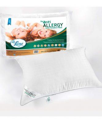 Παιδικό Μαξιλάρι Ύπνου The Junior anti-ALLERGY sensitive Pillow (50x70) της La Luna